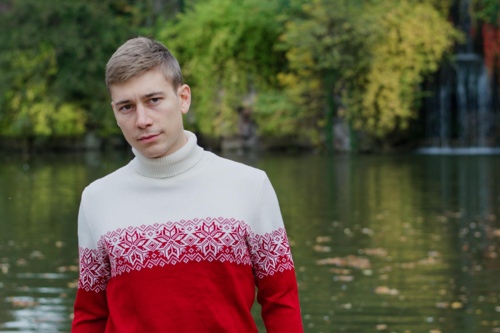"""Pullover """"Finn"""""""