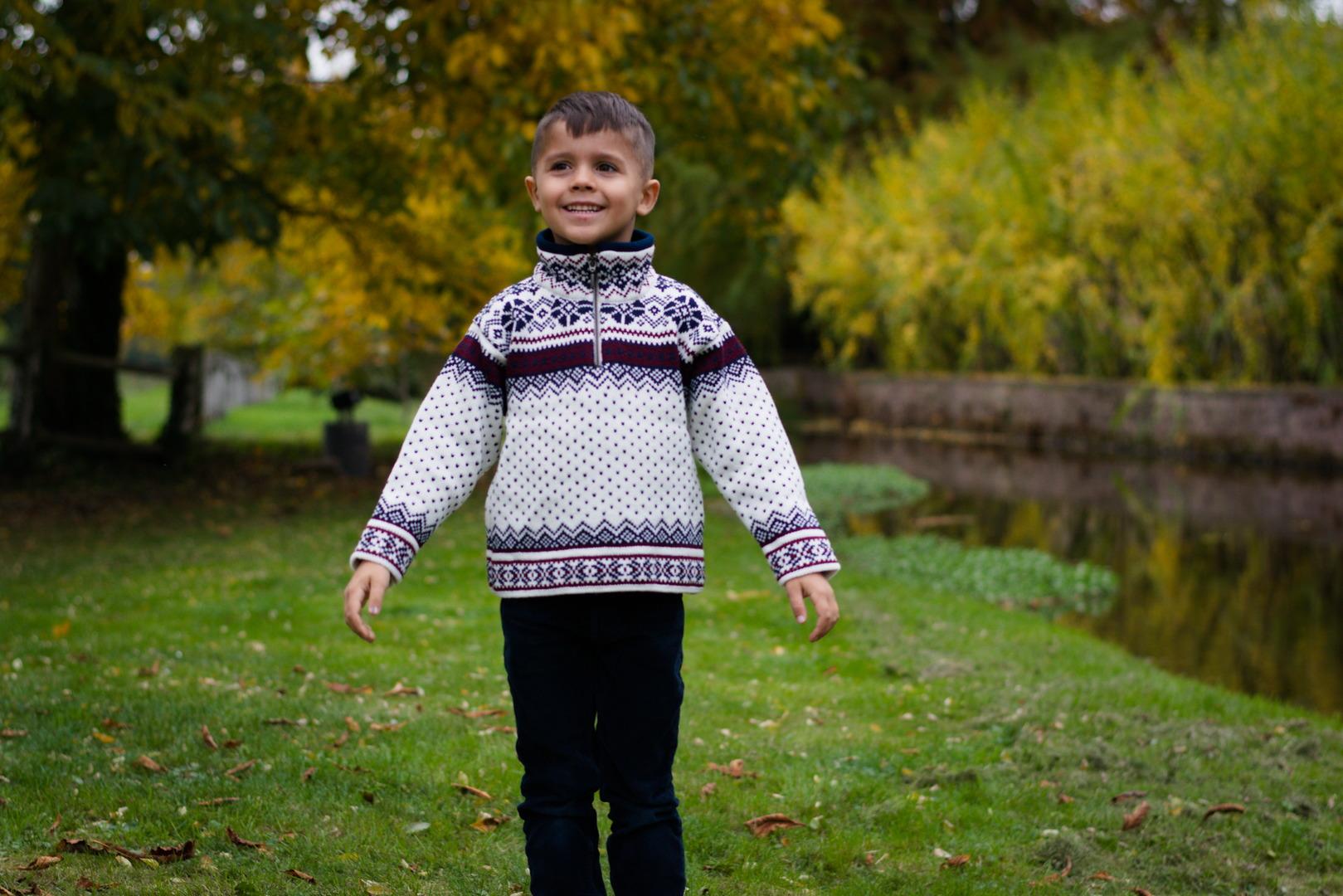 """Pullover """"Erik"""" Kinder"""